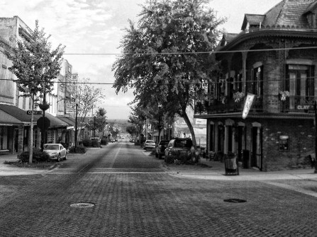 downtown vicksburg
