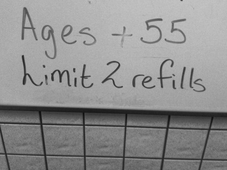 refils limit